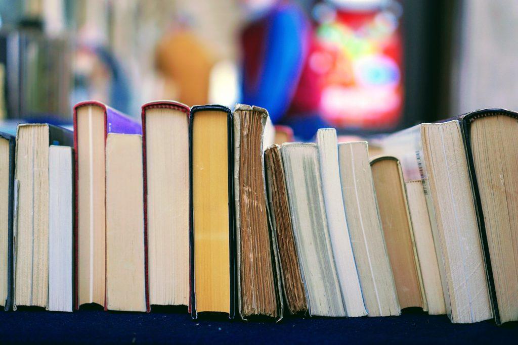 "<span>Photo by <a href=""https://unsplash.com/@tomhermans?utm_source=unsplash&utm_medium=referral&utm_content=creditCopyText"">Tom Hermans</a> on <a href=""https://unsplash.com/s/photos/books?utm_source=unsplash&utm_medium=referral&utm_content=creditCopyText"">Unsplash</a></span>"