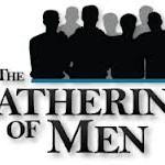 gathering of men 1